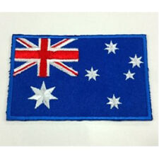 Australia Ozzy Flag Embroidered Sew/Iron On Patch Patches