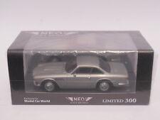 1/43 NEO  Maserati Sebring II  Silver Metallic  NEO 45641 Limited Edition
