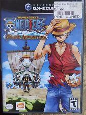 One Piece: Grand Adventure  (Nintendo GameCube, 2006)