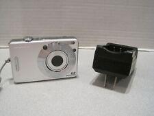 Sony Cyber-shot DSC-W50 6.0MP Digital Camera - Silver