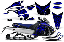 Yamaha FX Nytro Decal Graphic Kit Sled Snowmobile Wrap Decals 2008-2014 HAVOC U