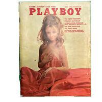 PLAYBOY Magazine Vintage Centerfold May 1970 Satyricon