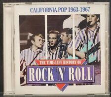 V/A - Time-Life History of Rock 'N' Roll: California Pop 1963-67 Cd Vg+ Rock