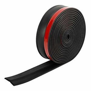 Universal Garage Door Threshold Seal Strip for Bottom or Side,DIY Weather (20FT)