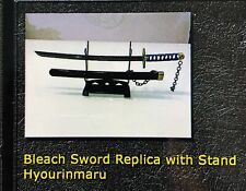 Bleach Sword Replica with Stand Hyourinmaro Loot Anime NEW