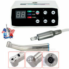 Dental Brushless Led Electric Micro Motor 11 Fiber Optic Contra Angle Handpiece