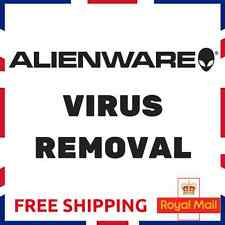 ALIENWARE WINDOWS VIRUS REMOVAL - ANTIVIRUS/ANTI-MALWARE/ANTI-SPYWARE XP 7/8/10