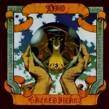 Dio SACRED HEART Ronnie James 1985 New Sealed CD