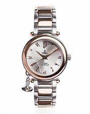 Vivienne Westwood VV006RSSL TIMEMACHINE Watch Orb Ladies Watch