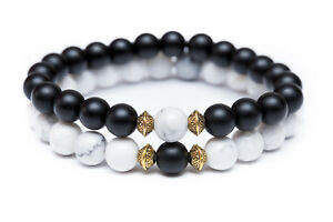 His and Hers Long Distance Bracelet. Friends Relationship Couples Jewellery