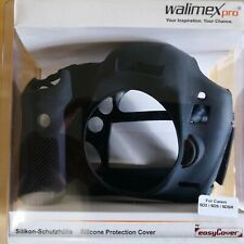 Walimex Silicone Armour Skin Case Camera Protector for Canon EOS 5D Mark III MK3