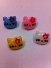 Resin Animals Contemporary (1981-Now) Cardmaking & Scrapbooking Buttons