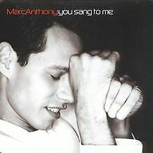 You Sang to Me von Marc Anthony   CD   Zustand gut