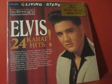 "DCC LPZ-2040 ELVIS PRESLEY "" 24KARAT HITS "" (PURE ANALOGUE DO-LP/FACTORY SEALED)"