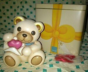 san valentino teddy amore lettera THUN con scatolo (CONTATTATEMI PER INFO)