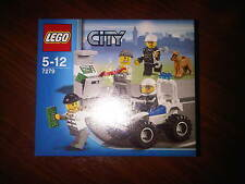Lego City Police Minifigures collection (#7279) - Brand new