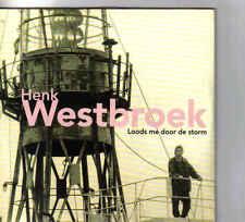 Henk Westbroek-Loods Me Door De Storm cd single