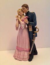 Vintage Lenox Figurine Farewell My Love Romantic Duet Civil War Couple
