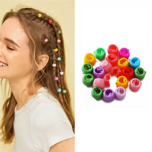 20PCS Women Kids Baby Girls Candy Colour Hairpins Mini Claw Hair Clips Clamp New