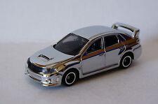 TOMICA ~ SUBARU IMPRZEA WRX STI 4door (Silver plating) ~ 1/67