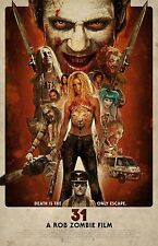 31 movie poster (i) - Rob Zombie poster - 11 x 17 inches - Horror