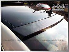 08-11 W204 4Dr C63AMG Sedan Carbon Fiber Roof Spoiler Lip C300 C350