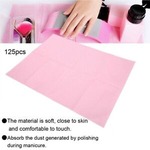 Waterproof Nail Art Paper Table Mat Pad Salon Practice Manicure Tool 46*32cm