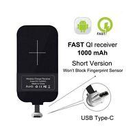 [Short Version] Type C Wireless Charging Receiver, Nillkin Magic Tag USB C Qi...