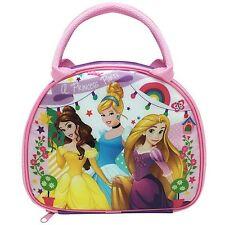 Disney Princess Party - Belle, Rapunzel and Cinderella Lunch Bag and Bottle Set