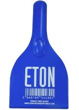Eton Blue Plastic Scraper for Cleaning Poultry Houses