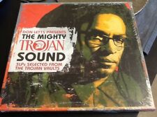 DON LETTS - THE MIGHTY TROJAN SOUND - 3 X LP - SEALED