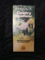 Various Artists Country Emotions 8-Track Box Set - (3 Tapes) - Awesome!