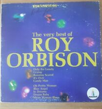 The Very Best of Roy Orbison Record Record LP London Records Stereo Vintage 1966