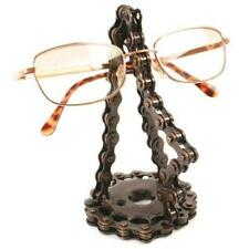 Fairtrade Upcycled Bike Chain Glasses Holder / Spectacle Stand Handmade Recycled