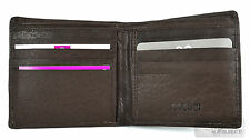 Clearance Mala Leather Quality Toscana Wallet Credit Card Slim Mens