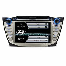 AUTORADIO Hyundai IX35 NAVIGATORE GPS BLUETOOTH GPS USB SD MP3 CANBUS