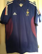 Maillot Football Collection FRANCE 2002  Taille: L
