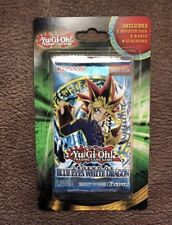 Sealed Yu-Gi-Oh! Legend Of Blue Eyes White Dragon Blister Pack (LOB)
