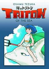 OSAMU TEZUKA - TRITON OF THE SEA GRAPHIC NOVEL VOLUME 1 - JAPAN MANGA -