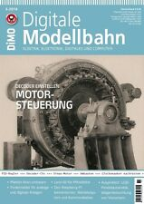 MIBA Eisenbahn Journal Digitale Modellbahn 24 Motor-Steuerung 3-2016