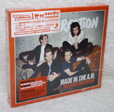 One Direction Made In The A.M. Ultimate Fan Edition Taiwan CD+bracelet w/sticker
