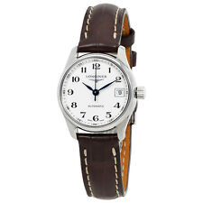 Longines Master Collection Date Automatic Ladies Watch LNG21284783