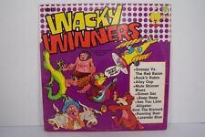 Puff 'N Toot Singers - Wacky Winners Vol. 1 Vinyl LP Record Album 8175 Very Rare