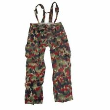 Swiss army surplus m70 alpenflage camouflage combat trousers