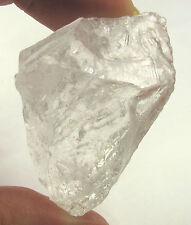 HUGE Brazilian Phenacite Phenikite Crystal Rare Size! Gemmy Clarity #1C
