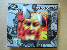 Front 242 – 06:21:03:11 Up Evil - 1993 Limited Edition Belgium Digipak w Poster