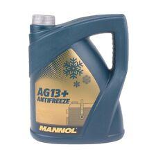 Kühlerfrostschutz Gelb 5 Liter MANNOL Advanced Antifreeze AG13+ Kühlmittel