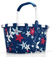 reisenthel carrybag aquarius Einkaufskorb Tasche Korb Einkaufstasche BK4050
