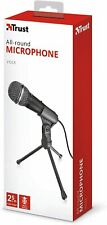 Trust Starzz Microphone and Stand for PC/Laptop/voice recordings,online gaming