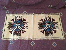 Vintage Navajo (?) Small Blanket Weaving